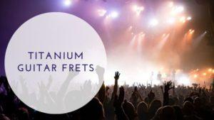 Titanium Guitar Frets