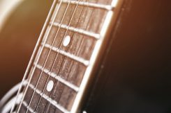 What is Fret Leveling?