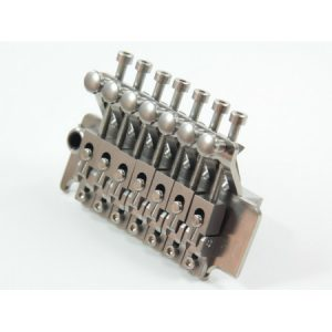 Hantug 7 String Plain Titanium Double Locking Tremolo