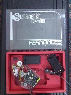 Fernandes Sustainer FSK-401