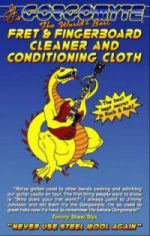 Gorgomyte Fretboard Conditioning Cloth