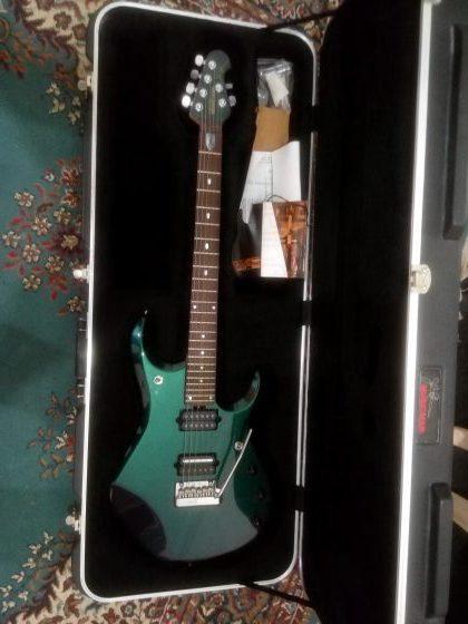 John Petrucci Musicman Guitar