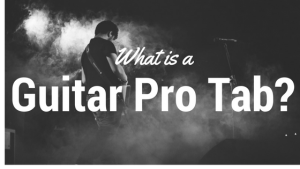 What is a Guitar Pro tab?