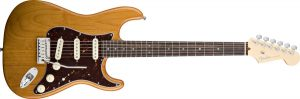 Fender American Deluxe Stratocaster- Fender American Deluxe Stratocaster Review