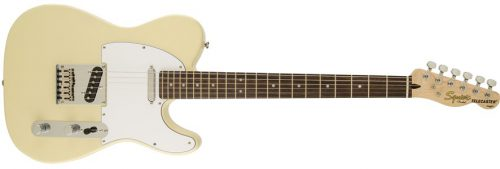 Squier Standard Telecaster-Squier Standard Telecaster Review