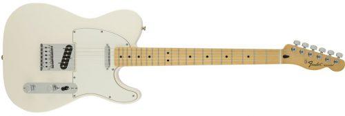 Fender Standard Telecaster- Fender Standard telecaster Review