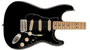 Fender Standard Stratocaster-How to Find the Best Electric Guitar Deals Online