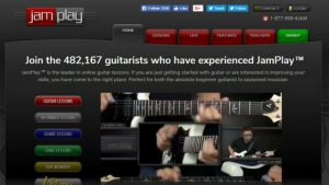 WHAT IS JAMPLAY ABOUT - JAMPLAY GUITAR LESSONS