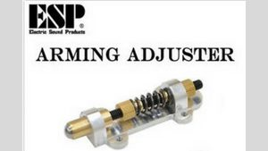 ESP Arming Adjuster Review. What is ESP Arming Adjuster?