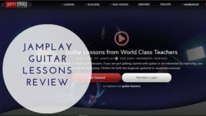 Jamplay Guitar Lessons Review